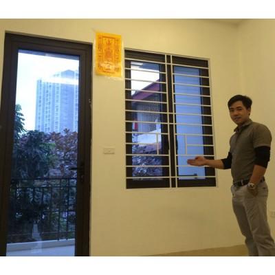 Làm cửa nhôm Xingfa tại Từ Liêm, Hà Nội