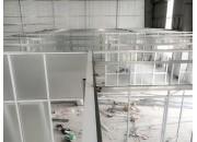 Một số hình ảnh thi công lắp đặt nhôm kính tại công trình