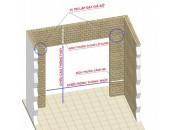 Tư vấn cách thiết kế nhà để lắp cửa cuốn cho phù hợp