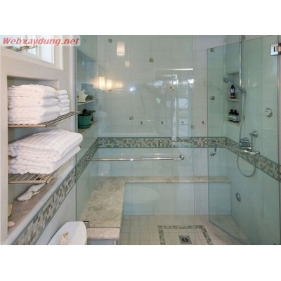 Mẫu cabin phòng tắm kính đẹp