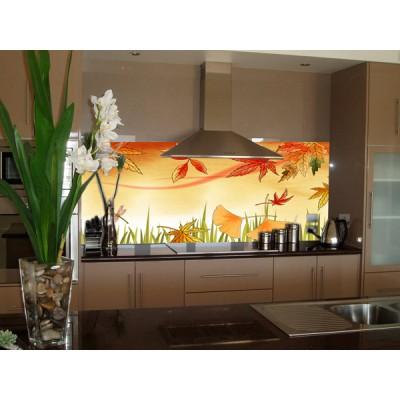 Quy trình cung cấp kính hoa văn trang trí nhà bếp