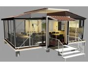Một số ưu điểm sử dụng nhà thép tiền chế cho công trình dân dụng