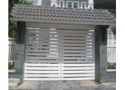 39 mẫu cửa cổng sắt đẹp, hiện đại, mới nhất hiện nay