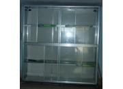 Tìm hiểu về tủ nhôm kính trưng bày