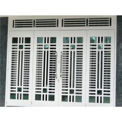 Cửa sắt - cửa gỗ - cửa nhôm kính