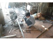 Tuyển dụng việc làm thợ cơ khí sắt inox, mái tôn tại Hà Nội