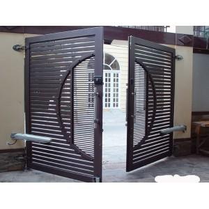 Ưu điểm khi sử dụng cửa sắt