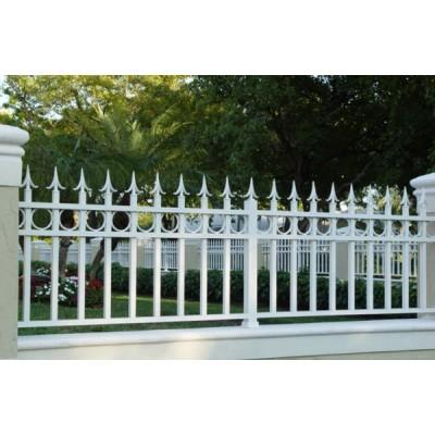 25 mẫu hàng rào sắt hộp đẹp, đơn giản, hiện đại