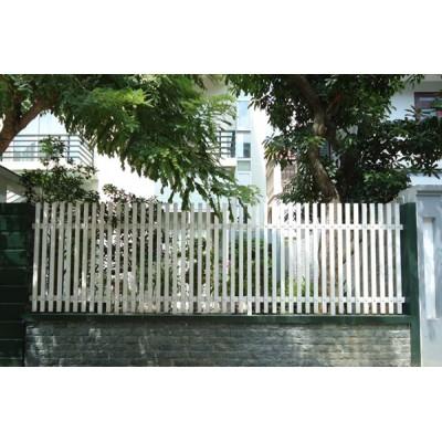 Mẫu hàng rào sắt đẹp 2