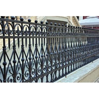 Sản phẩm hàng rào sắt mỹ thuật