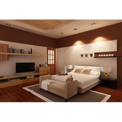 Mẫu trần vách thạch cao phòng ngủ đẹp 2