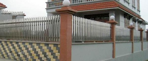 Khám phá 30 mẫu hàng rào inox đẹp, hiện đại, mới nhất hiện giờ