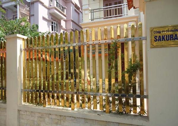 Khám phá 30 mẫu hàng rào inox đẹp, hiện đại, mới nhất         bây giờ