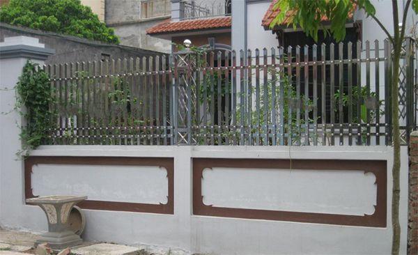 Khám phá 30 mẫu hàng rào inox đẹp, hiện đại, mới nhất bây chừ
