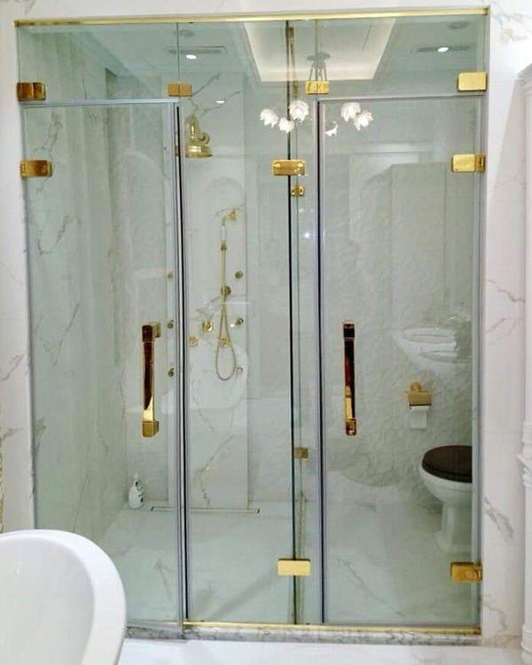 Tổng hợp 40 mẫu vách kín đáoh tắm hiện đại đẹp đến không ngờ